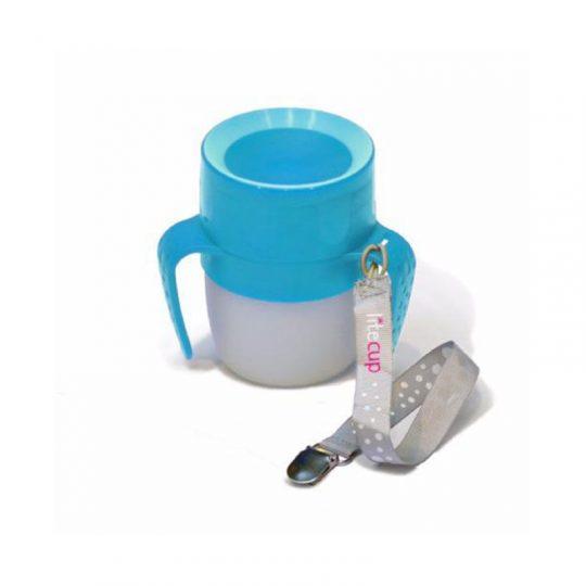 Vaso Baby LiteCup (con luz Led) - Azul Frozen -