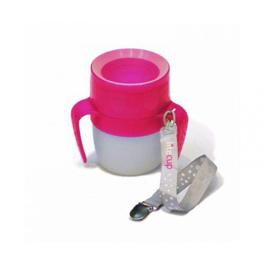 Vaso Baby LiteCup (con luz Led) - Rosa -