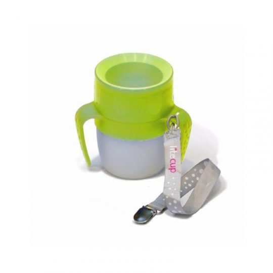 Vaso Baby LiteCup (con luz Led) - Verde -