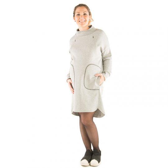 Vestido Premamá/Lactancia - Groendlandia -