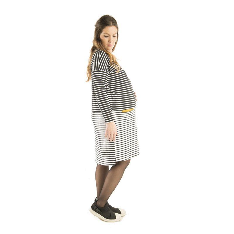 vestido-embarazo-baobabs-office-stripes-bicolor-monetes
