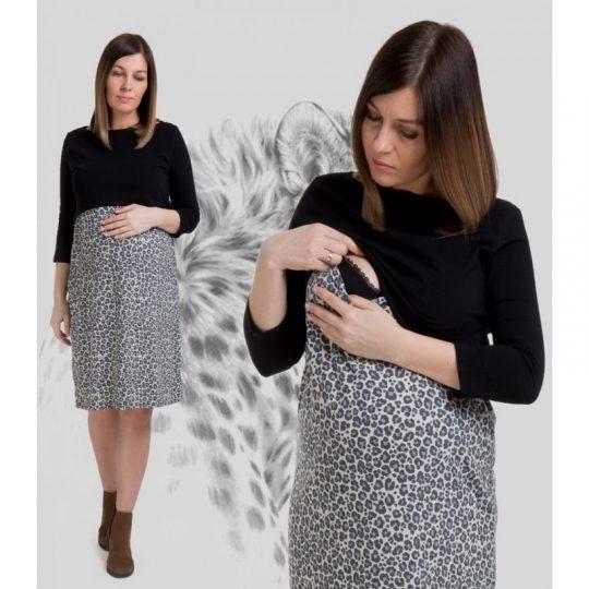 Vestido de embarazo/lactancia Panther