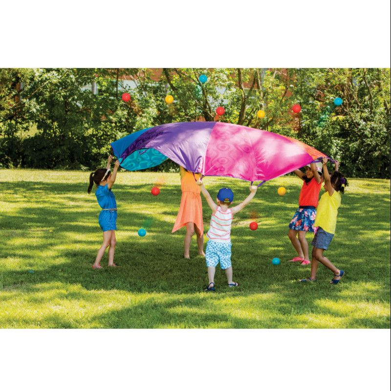 Woo Hue – Paracaídas de Juego – | Monetes