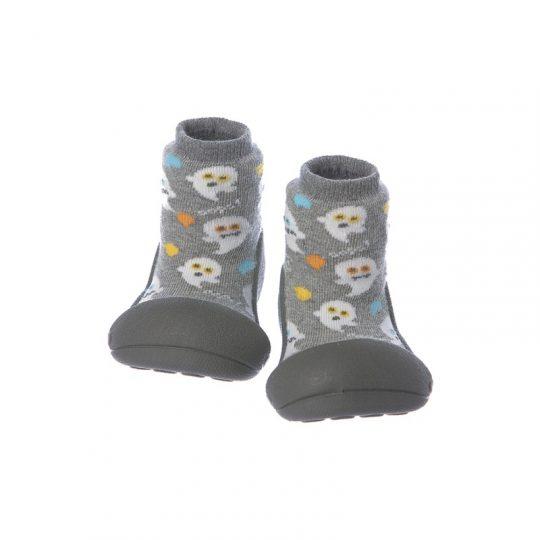 Zapatos Attipas Halloween - Gris -